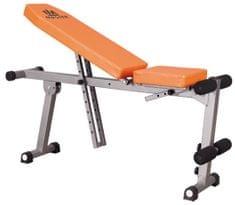 Master Posilovací lavice Bench Simple Vario