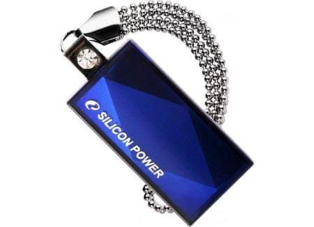 Silicon Power USB ključek Touch 810 16 GB, moder