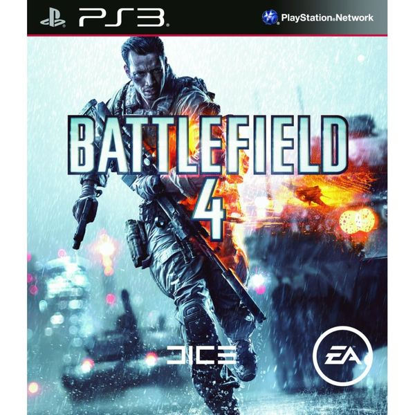 EA Games Battlefield 4 / PS3