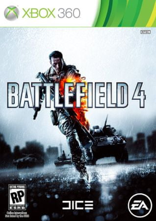 EA Games Battlefield 4, Xbox