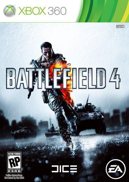 EA Games Battlefield 4 / Xbox