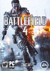 EA Games Battlefield 4, PC