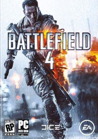 EA Games Battlefield 4, PC
