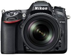Nikon digitalni fotoaparat D7100 + 18-140 VR