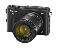Nikon digitalni fotoaparat AW1 + 11-27,5 mm + 10 mm