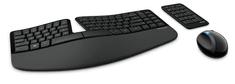 Microsoft Sculpt Ergonomic Desktop CZ