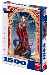 DINO Avalon Úrnője Puzzle, 1500 db
