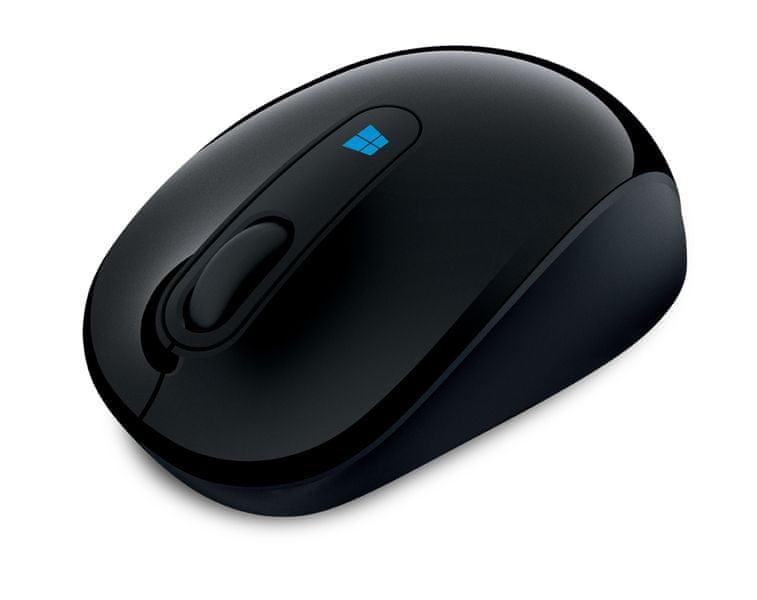 Microsoft Sculpt Mobile Mouse černá (43U-00004)