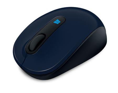 Microsoft Sculpt Mobile Mouse Vezeték nélküli egér, Kék
