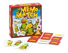 Piatnik Memo Match Társasjáték