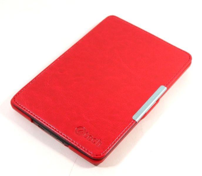 C-Tech Protect pouzdro pro Amazon Kindle Paperwhite, AKC-05, červené