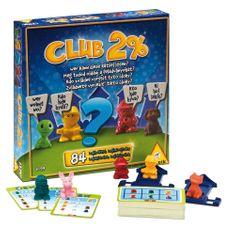 Piatnik Club 2% Társasjáték