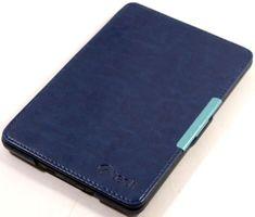C-Tech AKC-05 C-tech Protect Amazon Kindle tok, Kék