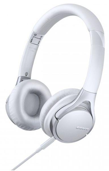 Sony MDR-10RCW, bílá