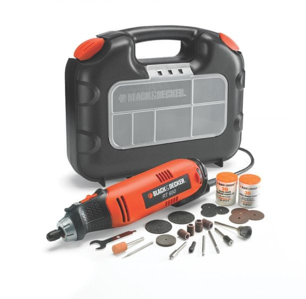 Black+Decker RT650KA