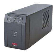 APC brezprekinitveno napajanje UPS Smart 420 VA, SC420I