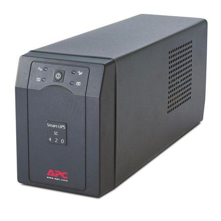 APC Smart-UPS SC 420VA (260W)