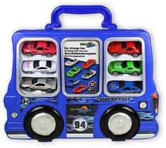 GearBox Auta w walizce 1:87, 6 szt