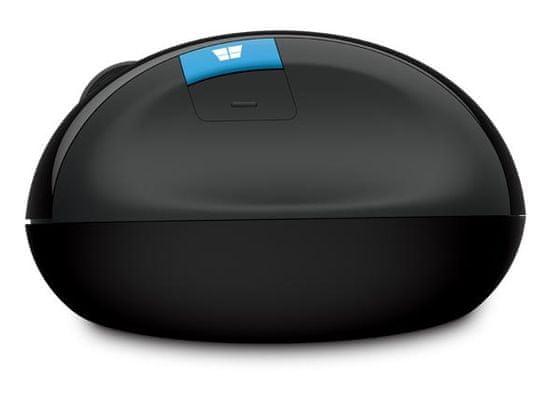 Microsoft Sculpt Ergonomic Mouse Win 7/8 černá (L6V-00005)