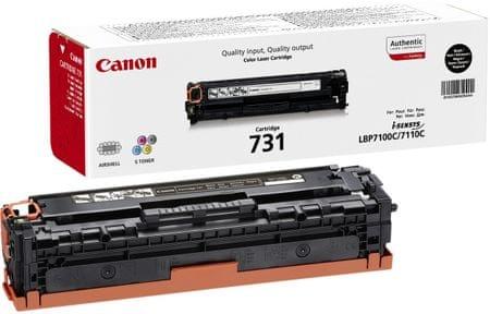 Canon CRG-731Bk - černý