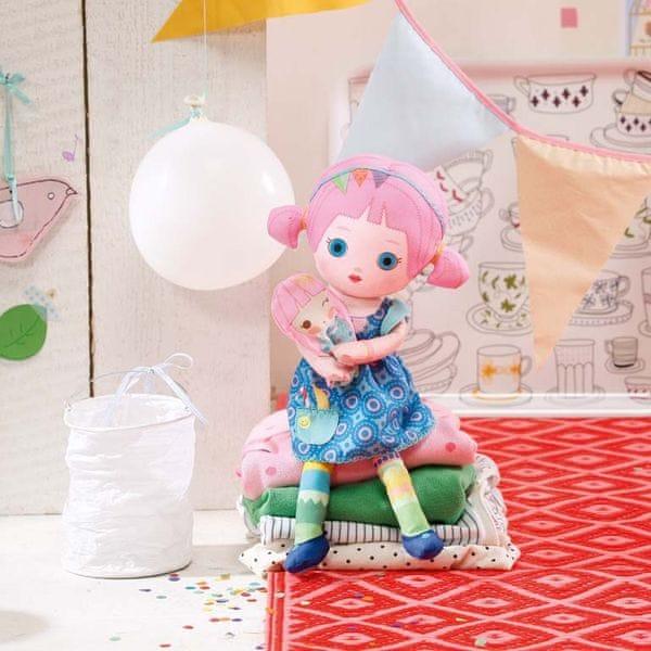 Zapf Creation Mooshka - hadrová panenka Sonia