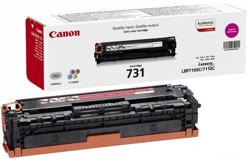 Canon CRG-731M - purpurová (6270B002)