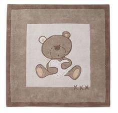 Candide Koberec 100% bavlna (100x 100 cm) Méďa new