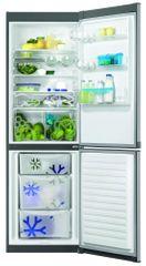 Zanussi ZRB36104XA Kombinált hűtőszekrény, 337 L, A++