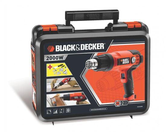 Black+Decker opalarka KX2200K
