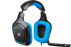 Logitech slušalke Gaming G430