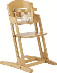 BabyDan Dan Chair New stolček za hranjenje, Nature