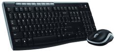 Logitech Wireless Desktop MK270 CZ (920-004527)