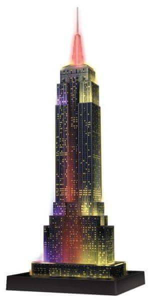 Ravensburger Empire State Building - noční edice