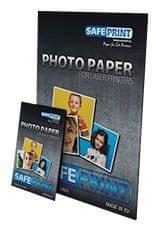 OEM Fotopapír SAFEPRINT pro laser tiskárny Glossy, 200 g, A4, 10 sheets