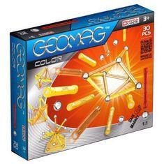 Geomag KIDS Color Mágneses építőjáték, 30 db