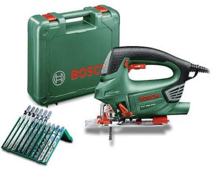 Bosch wyrzynarka PST 900 PEL + 10szt. brzeszczotów (06033A0201)