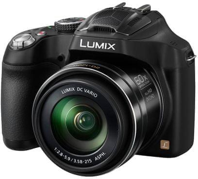 Panasonic Lumix DMC-FZ72EP-K