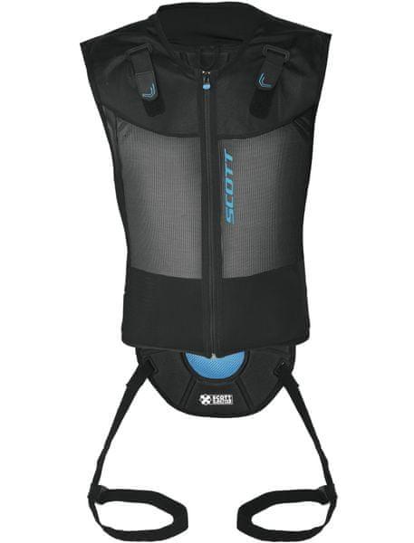 Scott Vest Protector M's X Active black/blue L