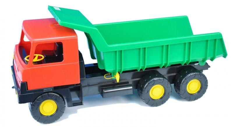 Teddies Tatra Auto 815 zelená
