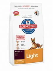 Hill's SP Canine Adult Light Chicken Kutyaeledel, 12 kg