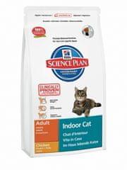 Hill's Feline Indoor Cat Macskaeledel, 4kg
