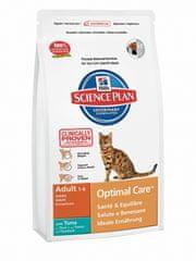 Hill's Feline Adult Tuna hrana za mačke, 10 kg