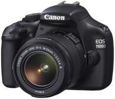 Canon EOS 1100D + 18-55 EF-S III