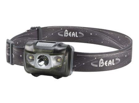 Beal FF120 Fejlámpa, Fekete