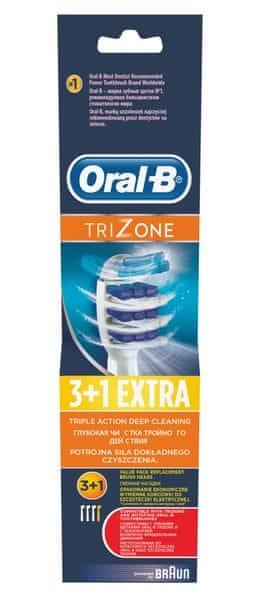 Oral-B TriZone EB30 3+1 náhradní hlavice