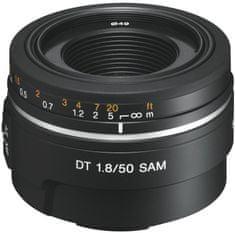 Sony objektiv SAL-50 mm F1.8 SAM