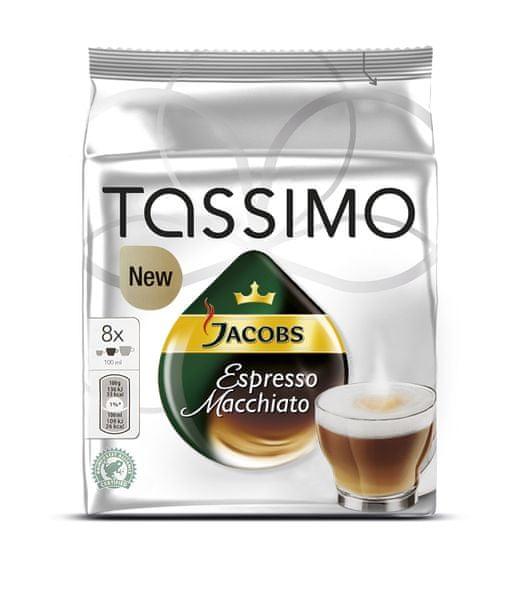 Bosch T-Disc Espresso Macchiato - 2x
