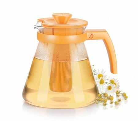 Tescoma čajnik Teo Tone 1,7 l, rumena