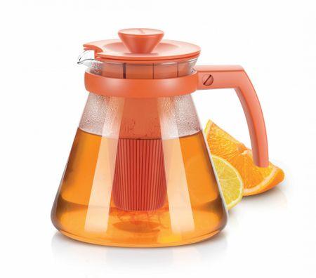 Tescoma čajnik Teo Tone 1,7 l, oranžna