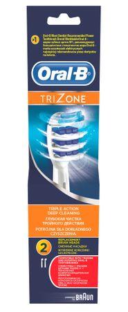 Oral-B nadomestna glava TriZone EB 30-2, 2 kosa